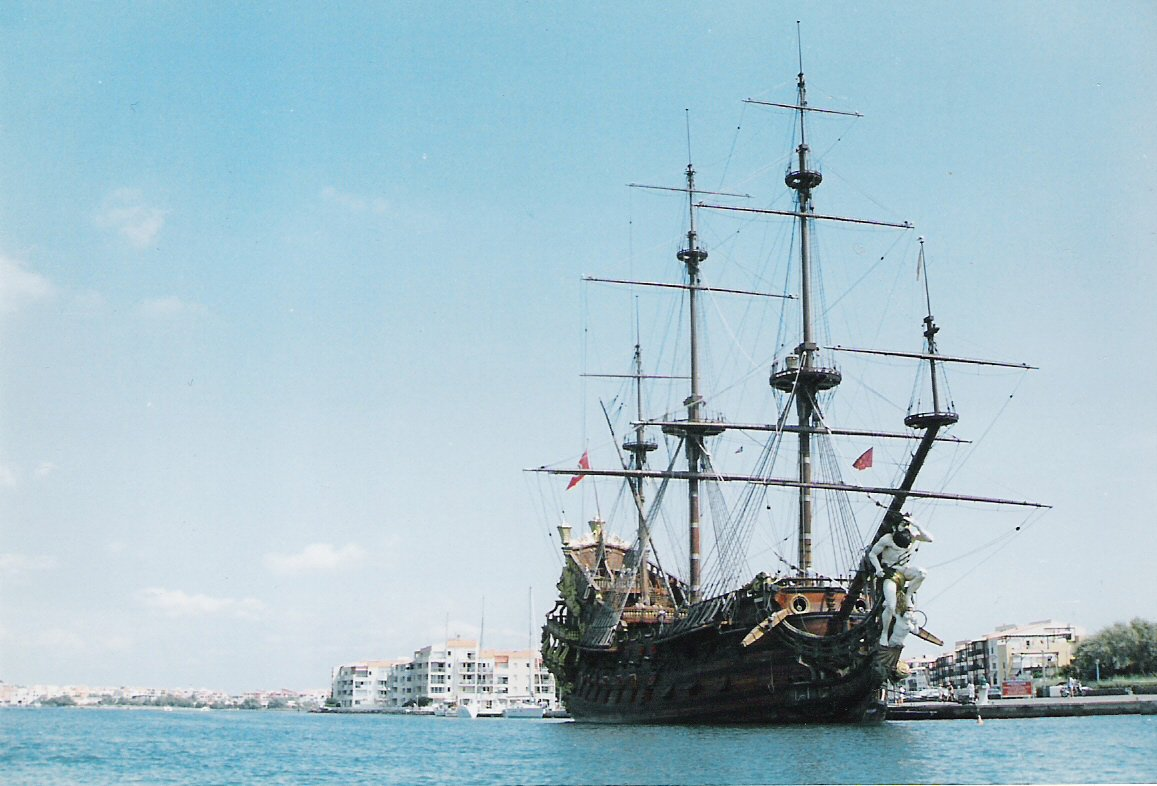Pirates - Photo de bateau pirate ...